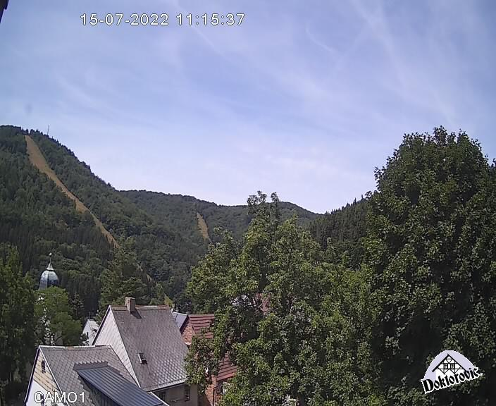 Webcam Skigebiet St�rmer (Bournak) Erzgebirge