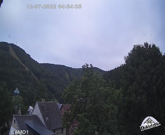 Webcam Skigebied Bournak cam 11 - Ertsgebergte