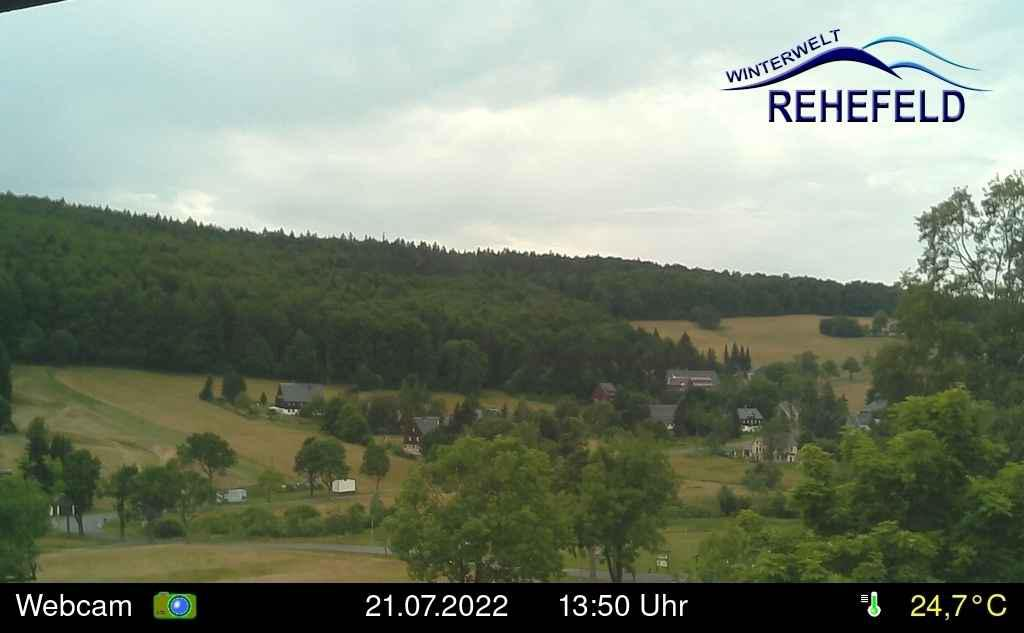 Webcam Ski Resort Bournak cam 11 - Ore Mountains